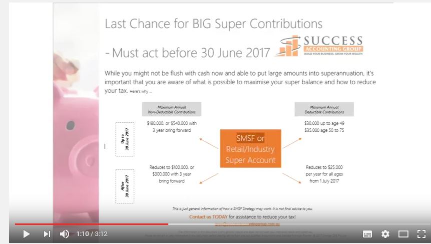 last chance for big super contributions